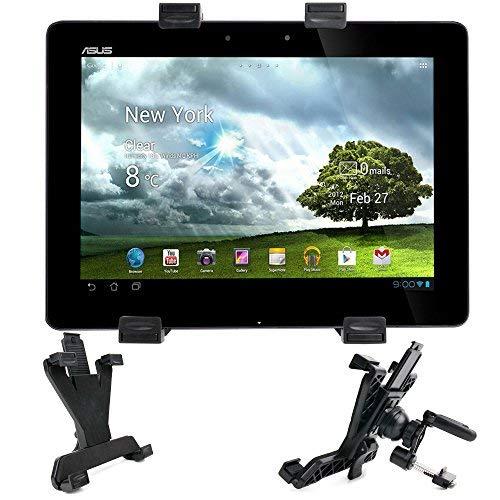 DURAGADGET Fantastico Supporto di Tablet/Tablet per la griglia di Ventilazione Auto–Alta qualità–¡facilissimo di Misure.–2Anni di Garanzia