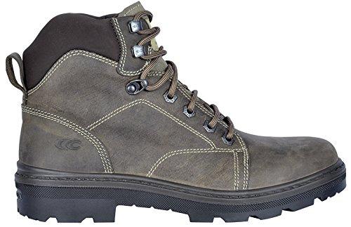 Cofra 25510-000.W41 S3 SRC taglia 41'Land Bis» le scarpe di sicurezza, colore: marrone