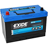 Exide ER450 DUAL Marine Battery 95 Ah - Compare prices and find best deal online