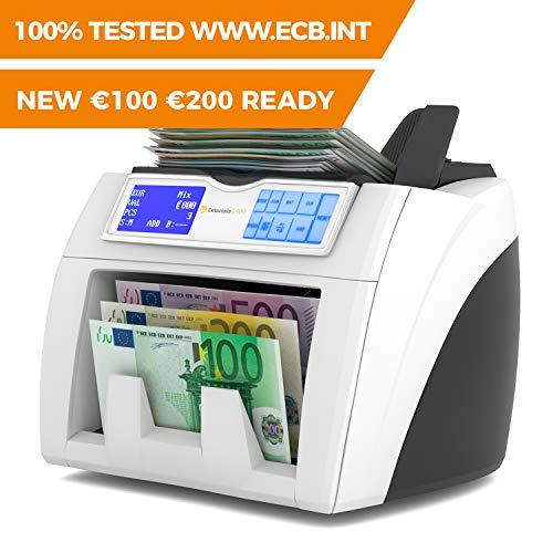 Detectalia S400 - Automatischer Banknotenzähler