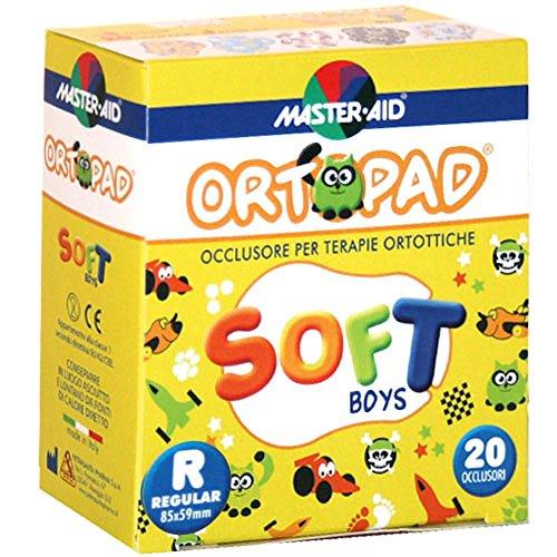 Ortopad Soft Boys Cer J 20pz