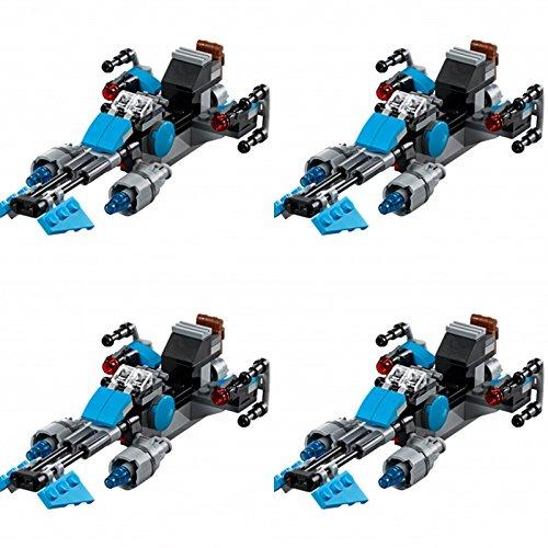 Lego Star Wars Figur Rebel Trooper #3 mit Blaster »NEU« aus 75164