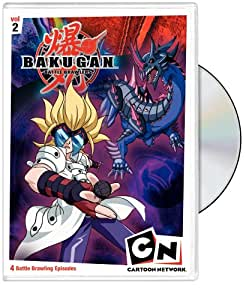 Bakugan 2: Game on [DVD] [2008] [Region 1] [US Import] [NTSC]