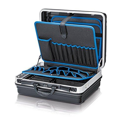 """Knipex 00 21 05 LE Werkzeugkoffer """"Basic"""" leer: robust, vielseitig und leicht - 2"""
