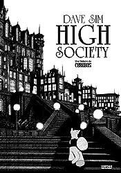 Cerebus : high society