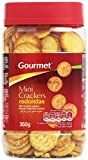 Gourmet Mini Crackers Redondas - 350 g