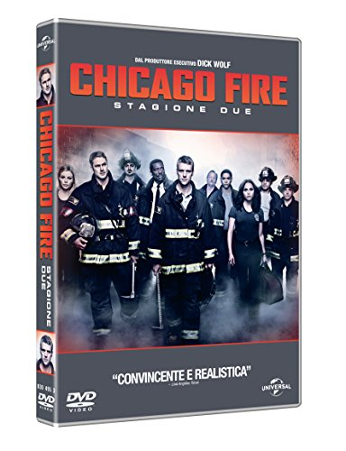 Chicago Fire: Stagione 2 (6 DVD)