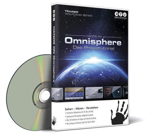 Hands On Omnisphere – Das Praxistutorial (PC+Mac+iPad)  Autor: Wolfgang Benke