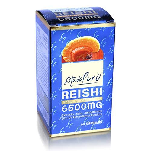 Reishi 60 cápsulas de 6500 mg de Tongil