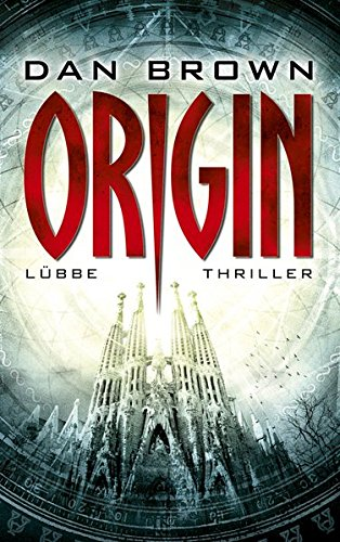 Buchcover Origin (Robert Langdon, Band 5)