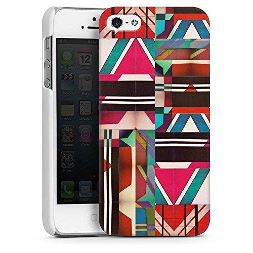 Apple iPhone 6 Housse Étui Silicone Coque Protection Couleurs Motif Motif CasDur blanc