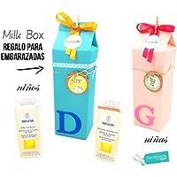 """Set Regalo WELEDA """"New Born""""   Regalo per Donne in Attesa e Neo-Mamme   Con prodotti Weleda BIO 100% naturali   Original Gift Idea for Mum   PERSONALIZZALO!"""