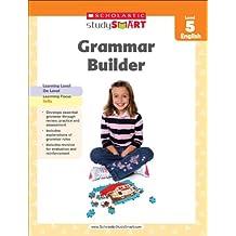 Scholastic Study Smart 05 - Grammar Builder