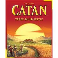Catan Board Game - Multi-color
