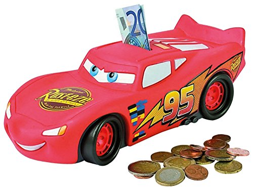 *Bullyland – B12230 – Tirelire Flash Mc Queen – Cars Disney Magasin en ligne