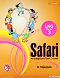 Safari CBSE LKG 1, Term Book 3