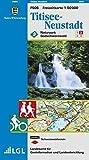 Titisee-Neustadt: Naturpark Südschwarzwald 2 (Freizeitkarten 1:50000)