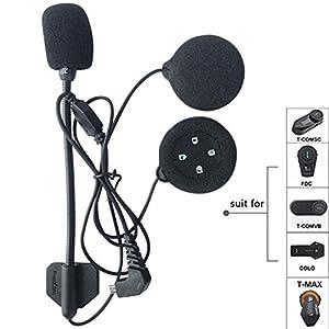 Micrófono Altavoz duro cable de