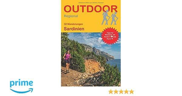 sardinien 32 wanderungen outdoor regional