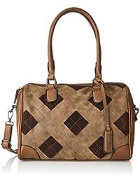 Betty Barclay - Bowling Bag, cartera Mujer, Mehrfarbig (Original), 20x23x35 cm (W x H D)