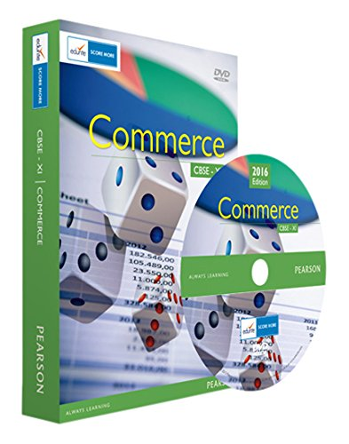 Edurite's of Commerce for CBSE Class 11 (DVD)