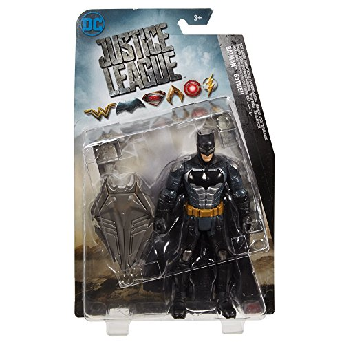 Mattel Justice League Figure - Batman (6 inch)