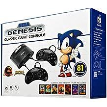 Import - Consola Retro Sega Mega Drive (81 Juegos)
