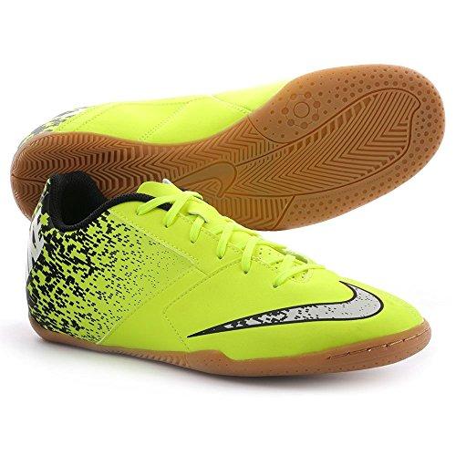 Nike Bombax Ic, Chaussures Homme, PEQUEÑO Vert - Verde (Volt / White Black)