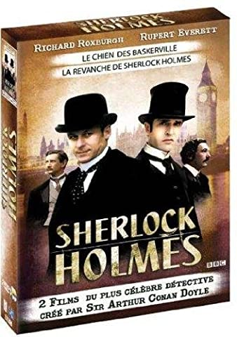 Coffret Sherlock Holmes : Le chien des baskerville ; La revanche de sherlock holmes