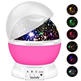 Best Baby Projectors - XFH LED Baby Night Lights Projector Stars Lighting Review