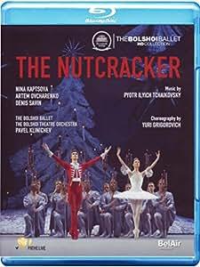 Bolshoi Ballet Collection - The Nutcracker [Blu-ray] [2011] [Region Free]