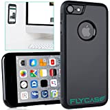FLYCASE® [ iPhone-7 Anti-Gravity-Hülle ] Anti-Schwerkraft-Schutzhülle Selbstklebende Nano-Technologie | PERFEKTE PASSFORM | Goat-Case Anti-Slip Selfie-Hülle FlyCase iPhone 7
