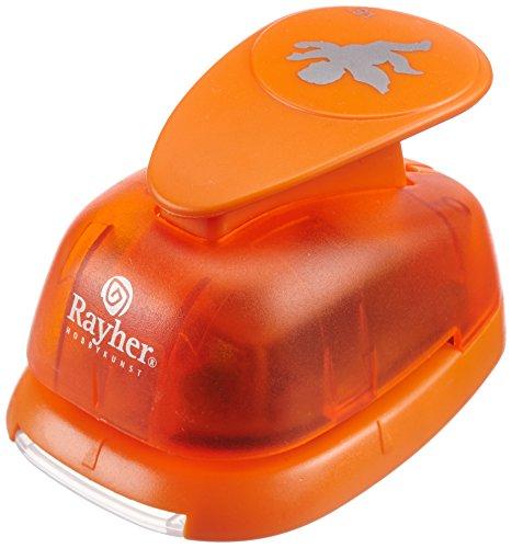 Rayher Motivstanzer Engel ø 3,81cm, 1,5 Zoll, geeignet für Papier/Karton bis zu 200g/m²