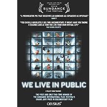 Vivimos en público Póster de película 11x 17en–28cm x 44cm Tom Harris David Amron Alex Arcadia Zero Boy