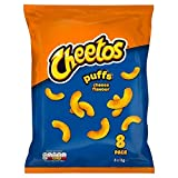 Cheetos Käse Puffs 8 Pack Snacks 8 X 13G