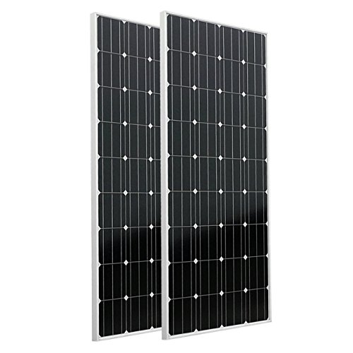 Basic component for on-grid, off-grid solar panel system, caravan, RV, boat, Green house solar panel system  Easy Installation with pre-drilled hole. each solar panel comes with 90cm 12awg cable with MC4 Male/Female quick connectors  Waterproof IP-65...