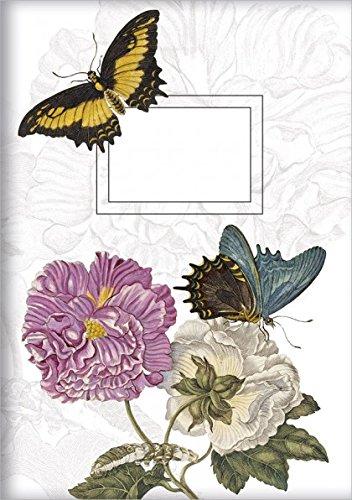 Preisvergleich Produktbild Kladde A5 Schwalbenschwanz Schmetterlinge