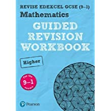 REVISE Edexcel GCSE (9-1) Mathematics Higher Guided Revision Workbook: for the 2015 specification