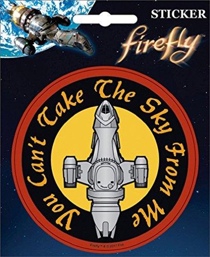 Firefly Serenity Sticker