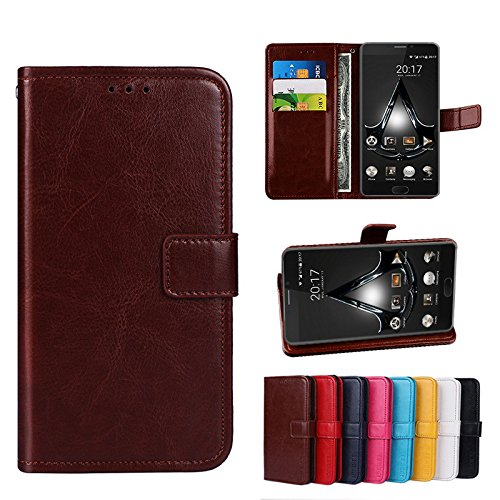 Funda® Flip Brieftasche Hülle für Ulefone Gemini (Muster 2)
