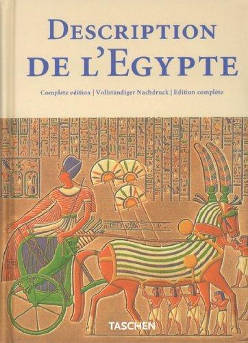 Description de L' Egypte (Klotz) by Kaiser Napoleon I. Bonaparte (2002-09-05)