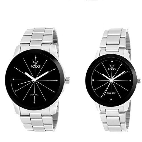 Fogg 5013-BK  Analog Watch For Unisex