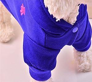 PAWZ Road Cubs Vetements Chien/Chiot Manteau Veste Chien Pour Hiver 5 Tailles