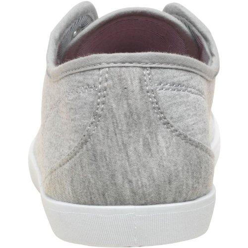 Gris Chiné/Blanc Firetrap Chaussures de Tennis Charlie Homme Gris Gris Chiné/Blanc