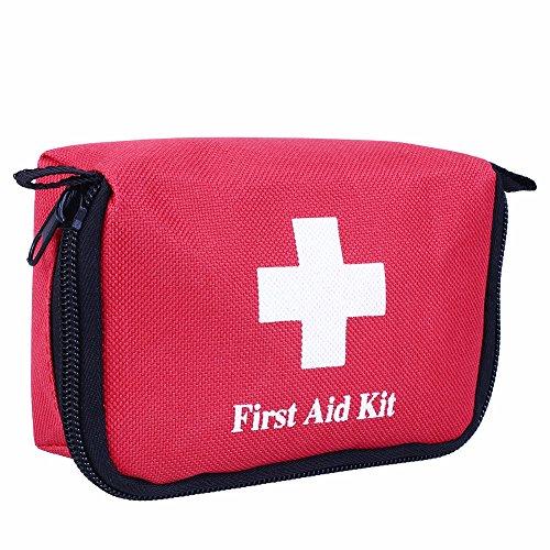 Forfar Outdoor Reise Erste Hilfe leere Tasche Erste Hilfe Kit Tasche Auto Haus klein Medizinische Überlebensbehandlung R