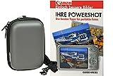 EVA HC20 grau Set mit Fotobuch Ihre Powershot Canon