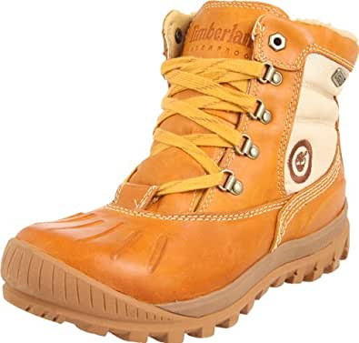 Timberland MT HOLLY DUCK CHKA 21650, Damen Klassische Halbstiefel & Stiefeletten, Braun (Wheat with Wheat), EU 37.5 (US 6.5)