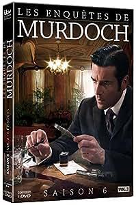 Les Enquêtes de Murdoch - Saison 6 - Vol. 2