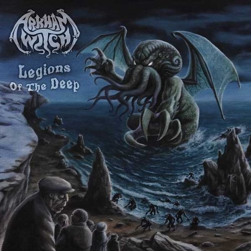 Arkham Witch: Legions of the Deep (Audio CD)