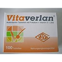 VITAVERLAN Tabl., 100 St preisvergleich bei billige-tabletten.eu